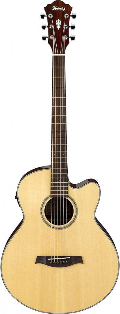 Guitarra-Ibanez-AELBT1-Nt-guitarra-acústica-electrificada electroacústica