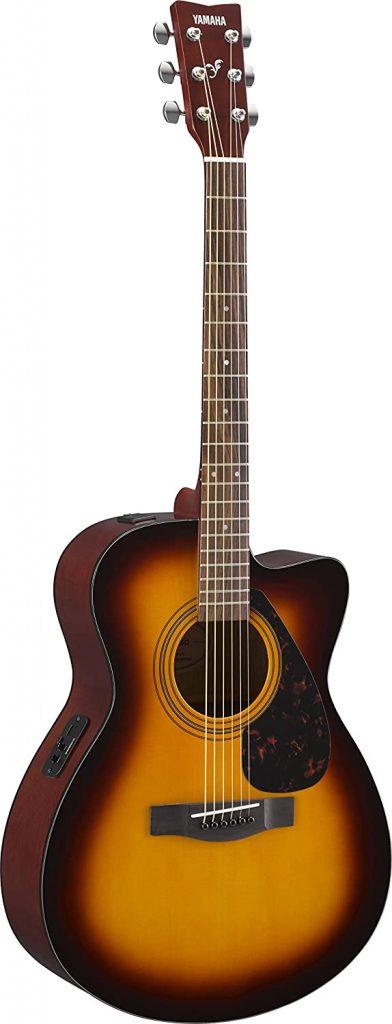 Yamaha FSX315CTBS - Guitarra electroacústica,