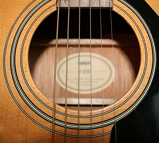 Guitarra acustica Yamaha F310